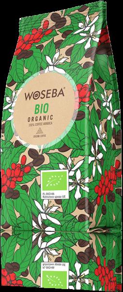 Bio organic  Rodzaj-mielona Opakowanie-stabilo Gramatura-250 g