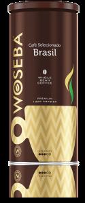Café Brasil  Rodzaj-ziarnista Opakowanie-puszka Gramatura-500 g