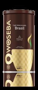 Café Brasil  Rodzaj-mielona Opakowanie-puszka Gramatura-500 g