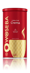 Crema  Rodzaj-mielona Opakowanie-puszka Gramatura-500 g