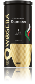 Espresso  Rodzaj-ziarnista Opakowanie-puszka Gramatura-500 g