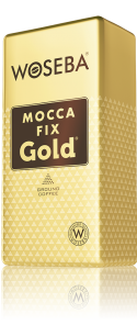 Mocca Fix Gold  Rodzaj-mielona Opakowanie-vacuum Gramatura-500 g