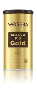 Mocca Fix Gold  Rodzaj-mielona Opakowanie-puszka Gramatura-500 g